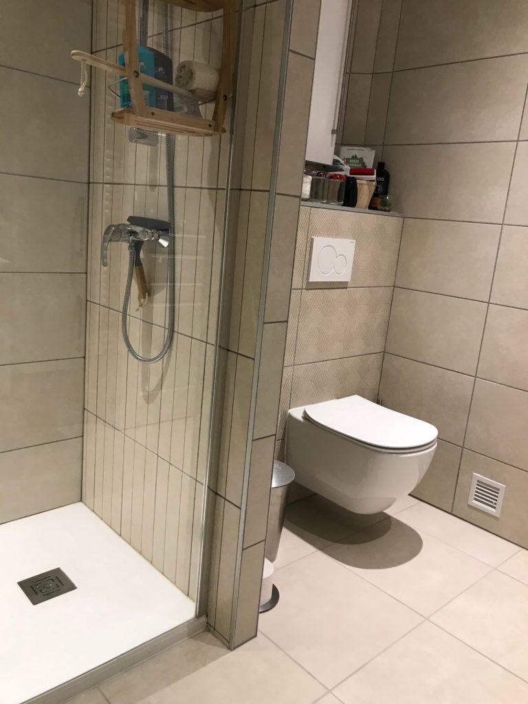 salle de bain Saint Raphaël - Pacadécoratrice